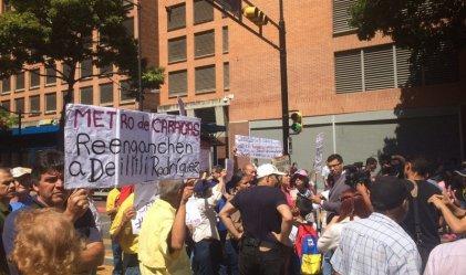 Sindicatos de Brasil apoyan lucha de los trabajadores del metro de Caracas