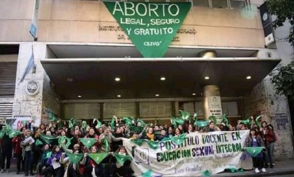 El Gobierno de la Ciudad quiere cerrar el Postítulo de Educación Sexual Integral