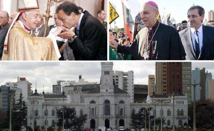 Desde hace décadas el Municipio de La Plata regala tierras y condona deudas a la Iglesia