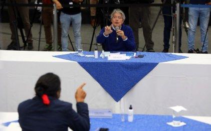 Elecciones en Ecuador: Lasso y Yaku Pérez pactan un recuento masivo de votos