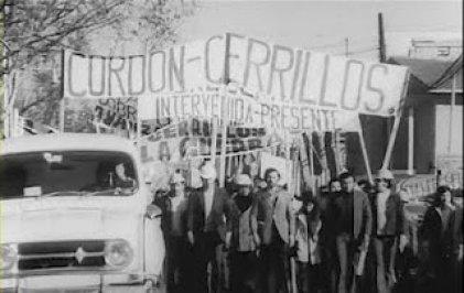 Cordones Industriales: Autoorganización obrera y popular