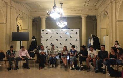 Junto a Jóvenes por el Clima contra la incineración de basura
