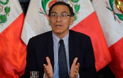 Crisis política en Perú: Vizcarra podría ser destituido por escándalo de corrupción