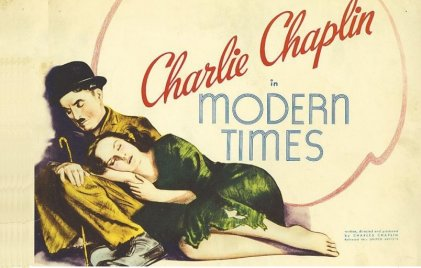 """A 82 años de la película """"Tiempos Modernos"""""""