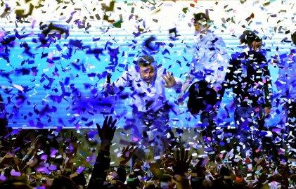 """Los """"mercados"""" festejaron el resultado electoral de Cambiemos"""