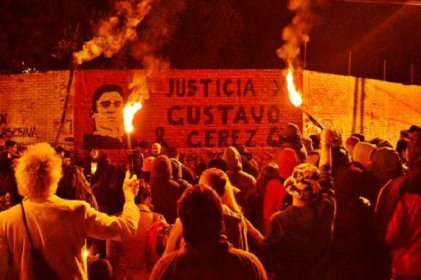 Santa Cruz: violencia policial a la vuelta de la esquina
