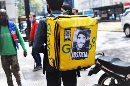 Glovo: Nicolás del Caño presentó un proyecto para resguardar a las y los trabajadores