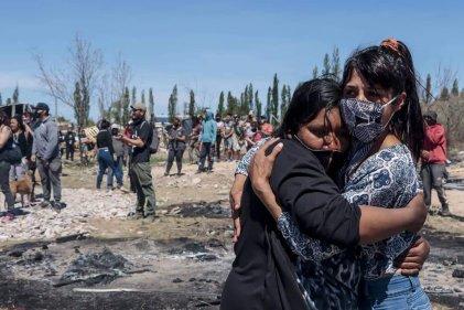 Ante el ataque a los asentamientos, los sindicatos deben organizar la solidaridad