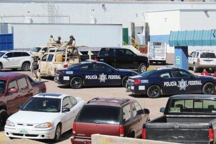 Militares y federales ocupan por 4 horas maquila de Nogales