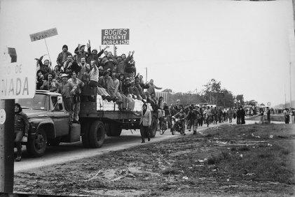 Junio-julio de 1975: la clase obrera contra el Gobierno peronista