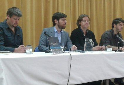 Nicolás del Caño explicó en el Congreso el programa económico del FIT