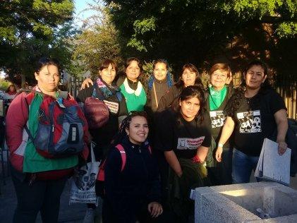 Neuquén: cuando las mujeres de la autogestión gestionaron su taller en un Encuentro Nacional