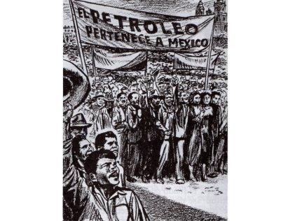 A 77 años de la expropiación del petróleo mexicano