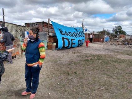 Olla popular y resistencia en el Barrio 13 de Julio de José León Suarez
