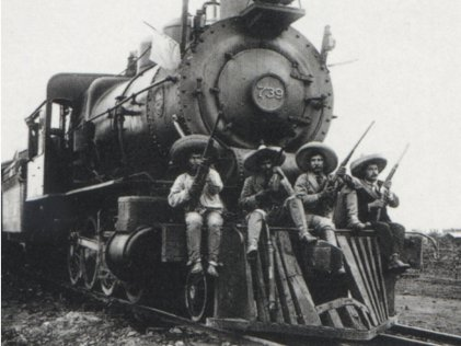 Azafata del tren fantasma