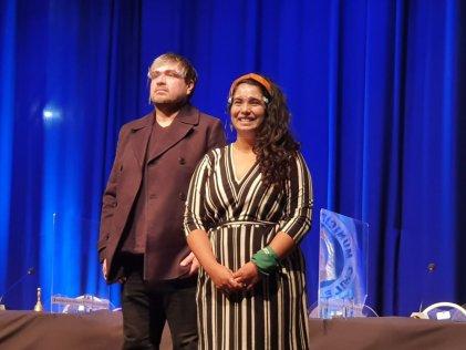 Natalia Sánchez asume la concejalía en Antofagasta