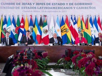 Cumbre de Celac: líderes regionales discuten sobre vacunas, deuda y cambio climático