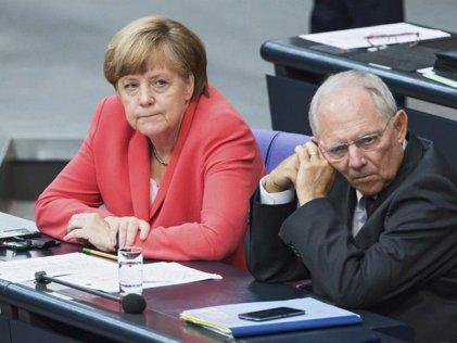 Disputas internas en el gobierno alemán sobre la presión contra Grecia