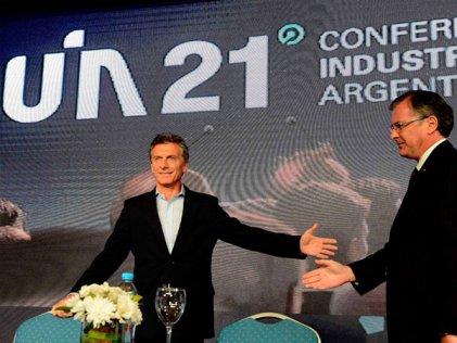 Orden y PROductividad: el mensaje de Macri ante los industriales