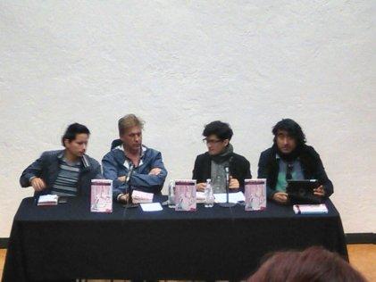 Exitosa presentación de libro sobre André Breton y León Trotsky en México