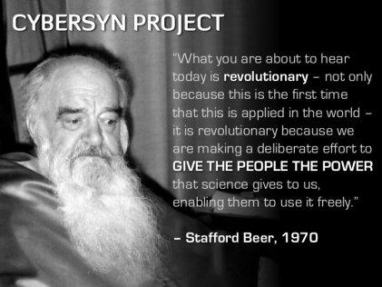 Proyecto Cybersyn: los revolucionarios cibernéticos de Salvador Allende