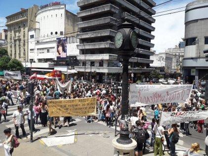 La Plata: jornada en defensa de la Salud Mental
