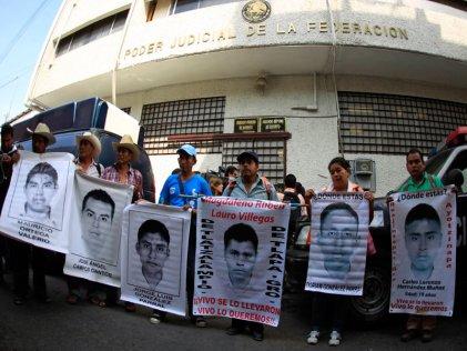 Ayotzinapa destapó para el mundo la miseria que se vive en Guerrero