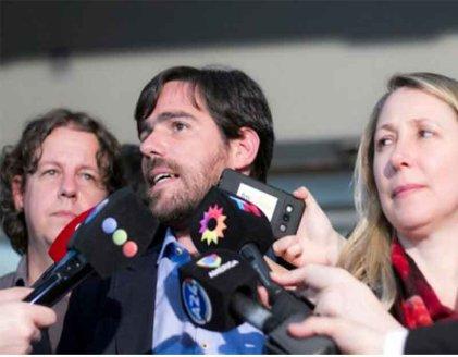 La izquierda frente a la asunción de Macri