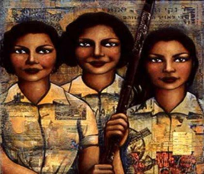 Mariposas luchadoras, las hermanas Mirabal