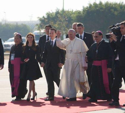Al Chiapas de los enfrentamientos religiosos y la miseria llega el Papa Francisco