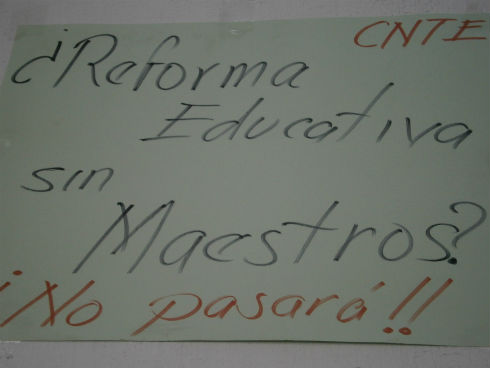 Reforma educativa: ¿en qué momento estamos?