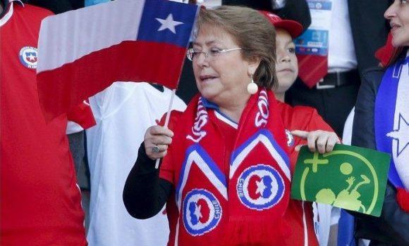 Bachelet gastó 130 sueldos mínimos en su viaje a Brasil