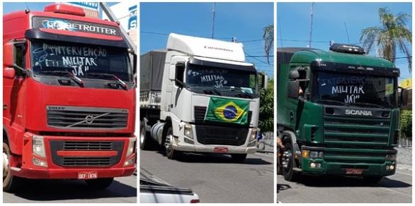 Brasil: el Ejército desactiva bloqueos, mientras los transportistas piden intervención militar en el país