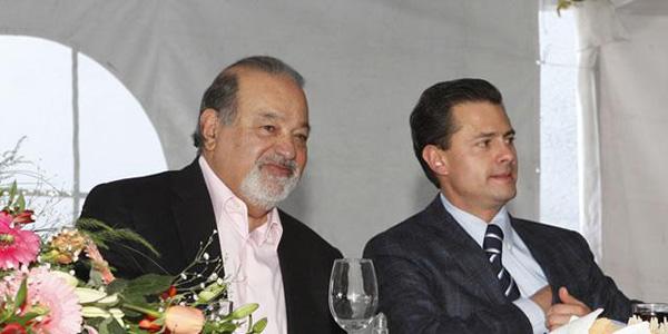 ¿Carlos Slim para presidente en el 2018?