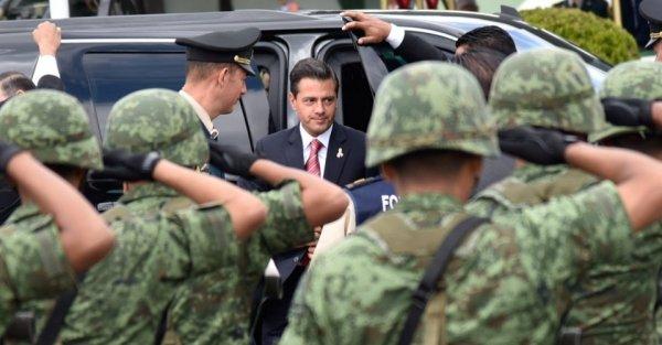 Ante la Ley de Seguridad Interior, poner en pie un movimiento contra la militarización