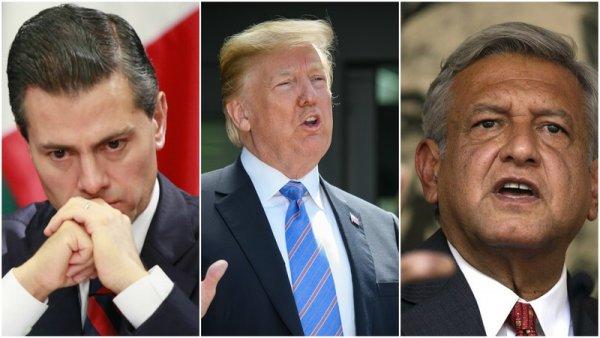 Las elecciones del 1 de julio y la crisis del régimen político