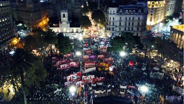 El mejor homenaje: este 24 de Marzo, a las calles contra el nuevo saqueo