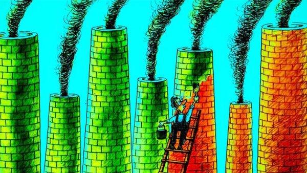 """¿Qué es el greenwashing? Cuando empresas y Estados quieren vendernos un producto """"verde"""""""