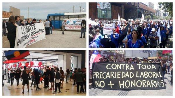En medio de la rebelión chilena: luchas y conquistas de la clase trabajadora