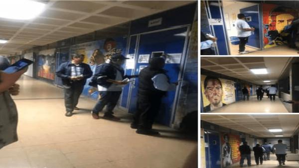 Autoritarismo priista en la FES Acatlán: quitan convocatoria a asambleas