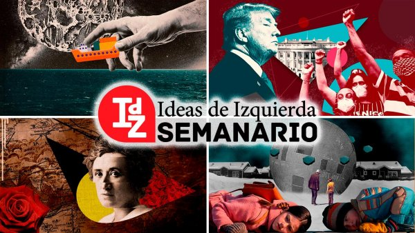 En Ideas de Izquierda: movimientos contra el racismo y la policía y Rosa Luxemburgo sobre la huelga de masas, y más
