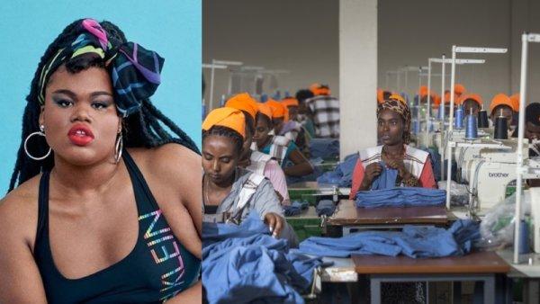 Jari Jones, la contracara de las mujeres explotadas por Calvin Klein