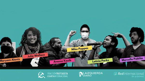 Todos los videos del acto internacional contra el racismo y la violencia policial