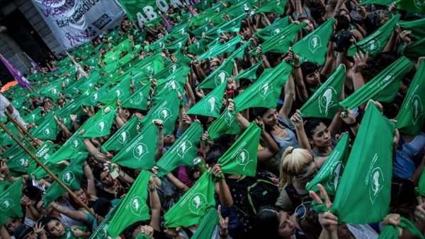 8A: aborto legal, libre, seguro y gratuito en todo el mundo