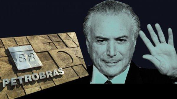 Brasil: avanza la privatización de Petrobras en Río y Ceará