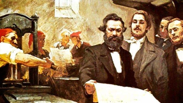 El joven Marx y la construcción del comunismo crítico