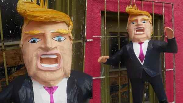 Súmate al Piñatón anti-Trump en CCH-Sur