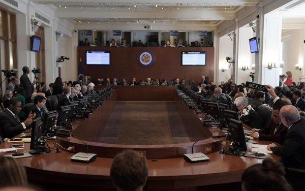 Reunión en la OEA sobre Venezuela terminó sin acuerdo