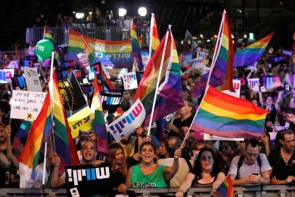 Israel: la comunidad LGTB protesta contra la nueva ley de gestación subrogada