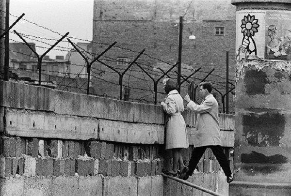 ¿Quién creó el Muro de Berlín?